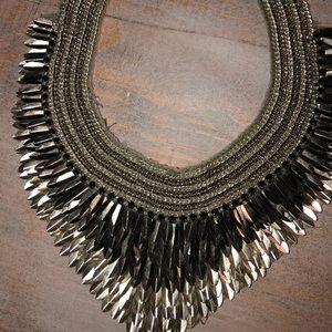 Loft silver necklace